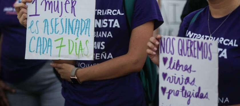 Emergencia en Puerto Rico por la Violencia de Género– Mirna Yonis
