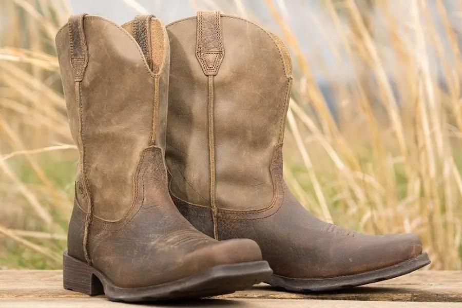 Ariat Western Cowboy Boot Review Cowboybootshubcom
