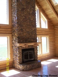 Cody Floor Plan 2,246 Sq. Ft.   Cowboy Log Homes