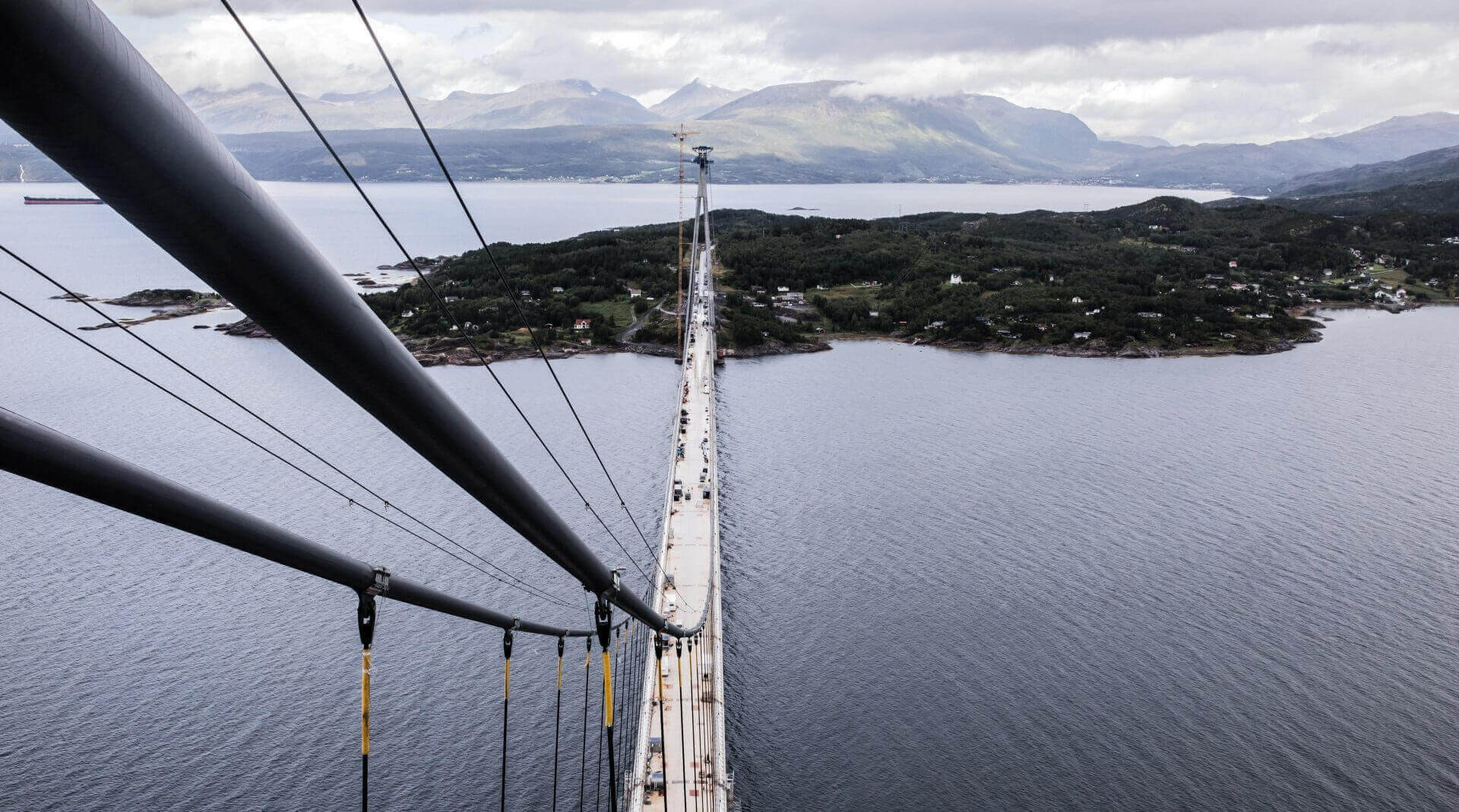 Battle Of Bjerkvik New Icon Bridge Opens In Norway
