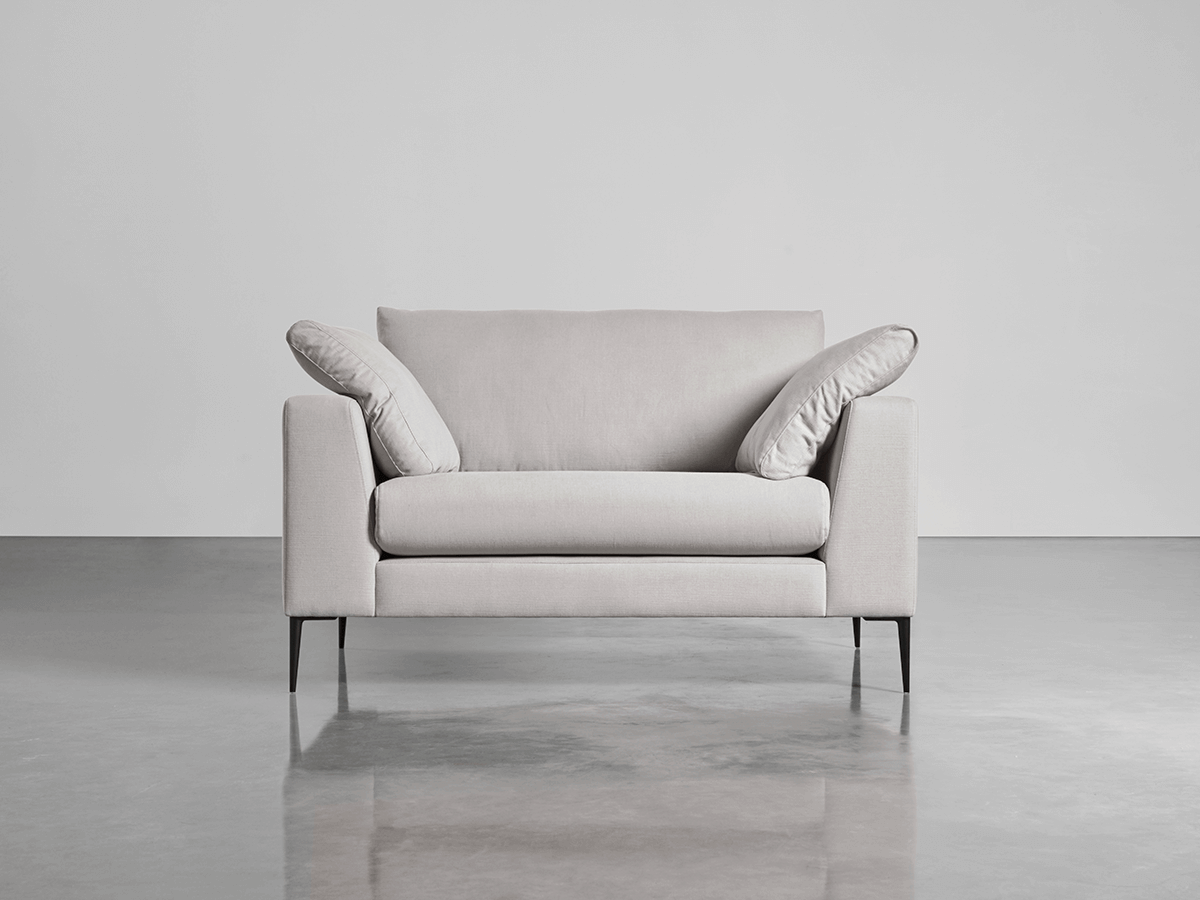 Milch Auf Couch The Milano Grand Chaise Sofa