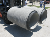 Cox Hardware and Lumber - Concrete Culvert Pipe, 24 In x 48 In