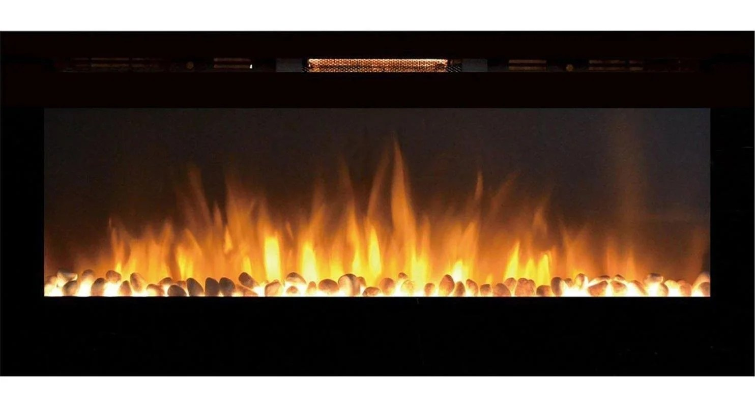 Plug In Electric Fireplaces Sydney Wall Mount Electric Fireplace By Gibson Living Gl2050ws
