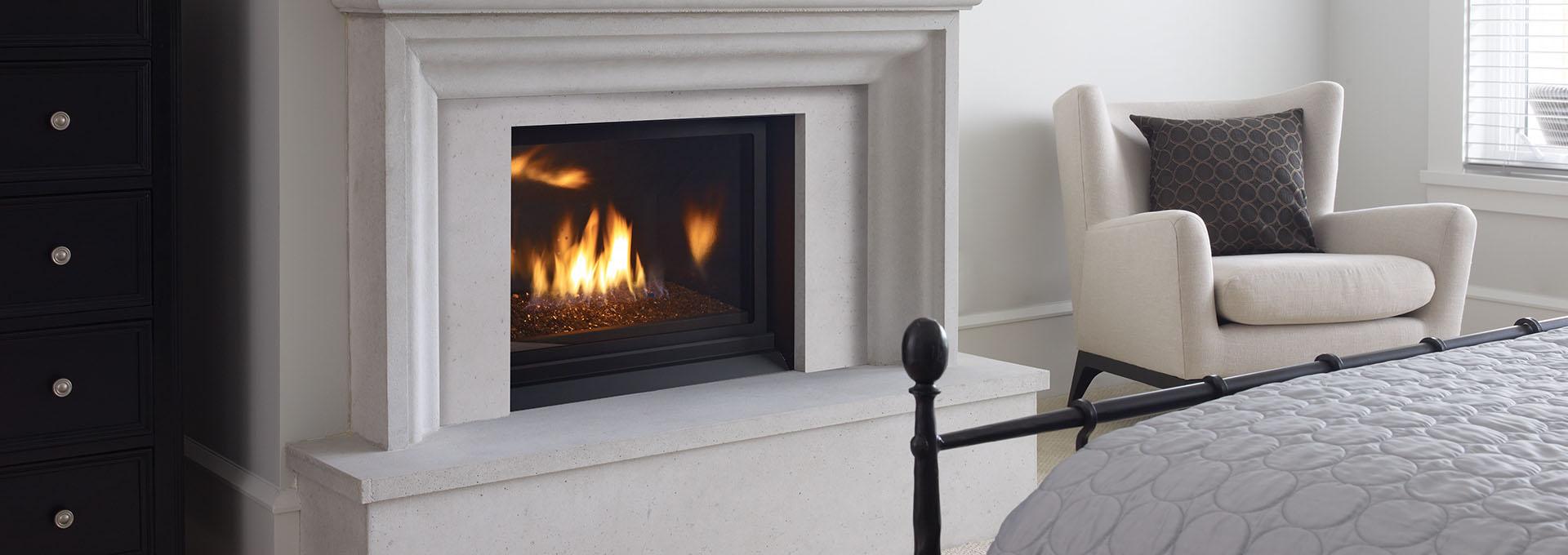 Regency Horizon Hz30e Contemporary Gas Fireplace Toronto