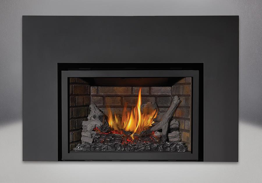 Napoleon Infraredtm X3 Gas Fireplace Insert Best Toronto