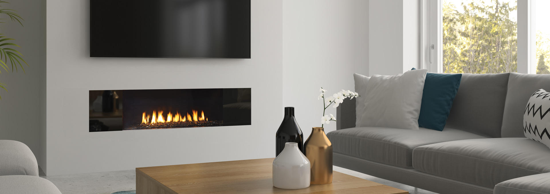 Modern Fireplace Images Regency City Series New York View 40 Modern Gas Fireplace