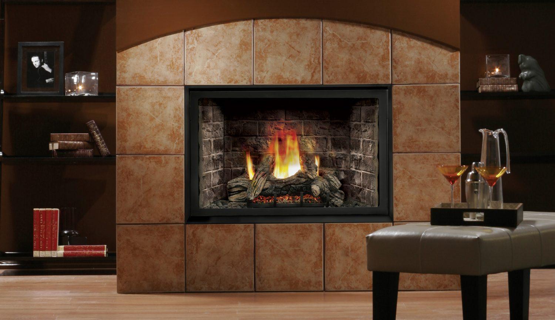 Kingsman Hbzdv3624 28 Direct Vent Gas Fireplace Toronto