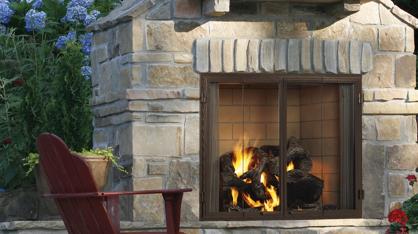 Majestic Outdoor Fireplace Buy Majestic Castlewood Gas Fireplace Toronto Best Price
