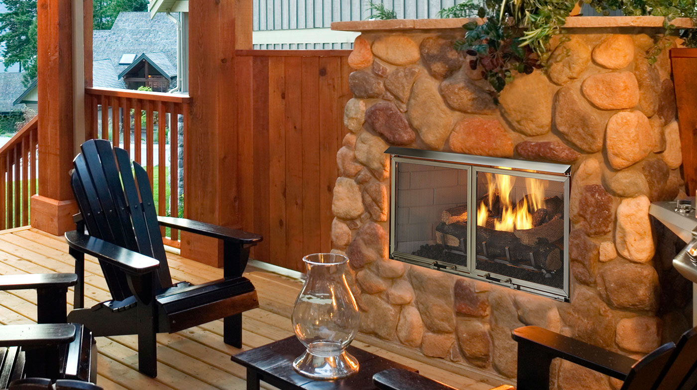 Majestic Outdoor Fireplace Buy Majestic Villa Gas Gas Fireplace Toronto Best Price