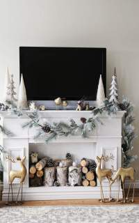 Beautiful indoor Christmas decor ideas (part 1)