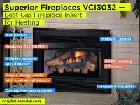 TOP 10 Best Gas Insert Fireplaces (Jun 2018)  UPDATED ...