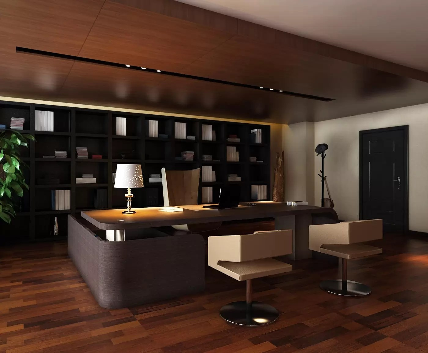 Modern Office Design Decorating Your Executive Office Cozyhouze