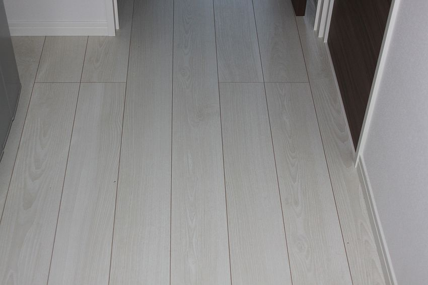 Here39s What Underlayment Worked Best For Our Laminate