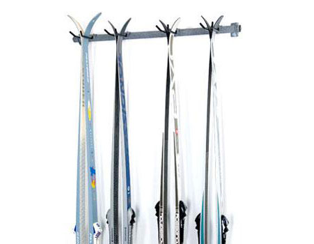 Buy Monkey Bar Cross Country Ski Rack Holds 4 Pair At