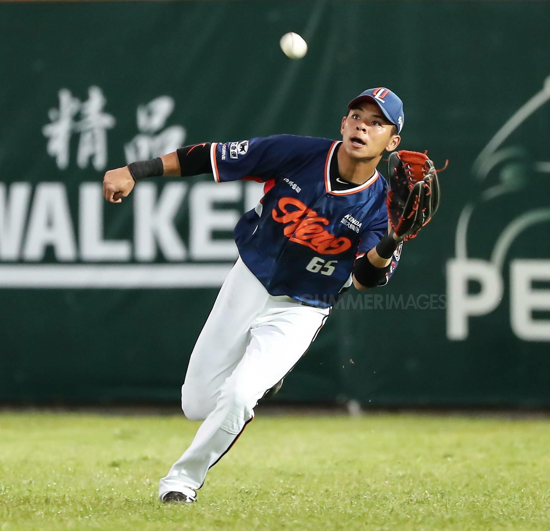 Chen Yu Chen Chung Yu Cover Page Photos From Glimmer Film Cpbl Stats