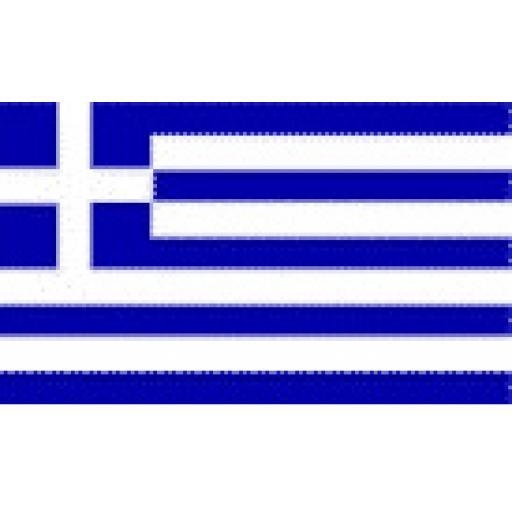 Greek Flag Template - #GolfClub