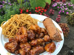 Small Of Panda Express Chow Mein