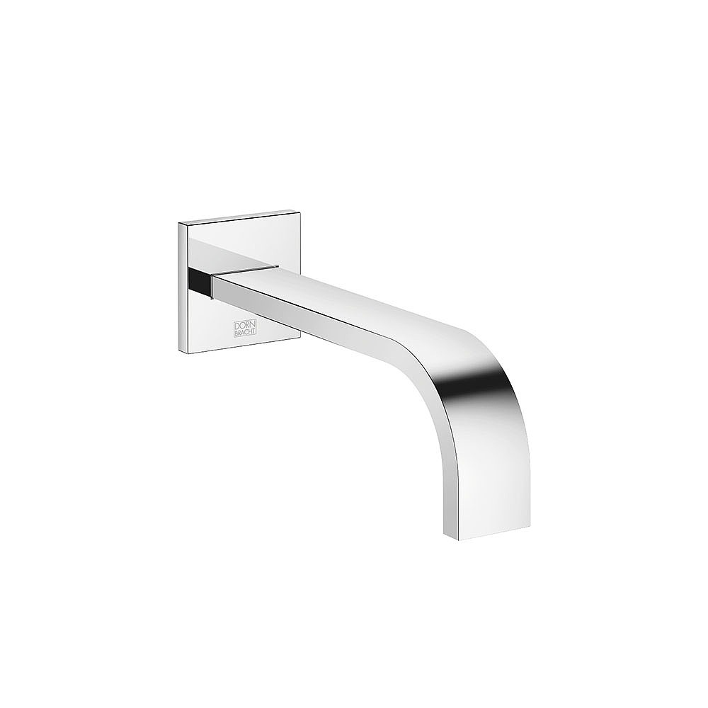 Dornbracht Mem Dornbracht Mem Wall Mounted Basin Spout 200mm