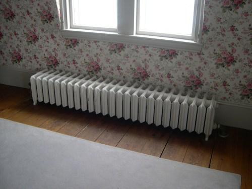 Medium Of Hot Water Radiators