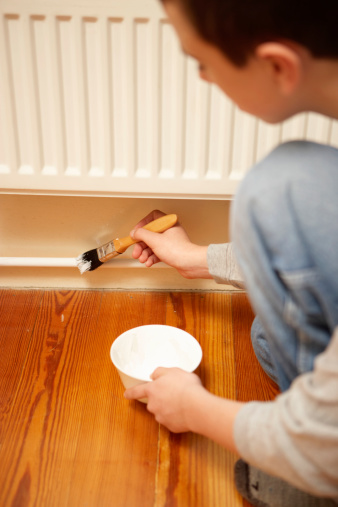 Piano Cucina Legno Rovinato How To Bleed Baseboard Radiators | Hunker