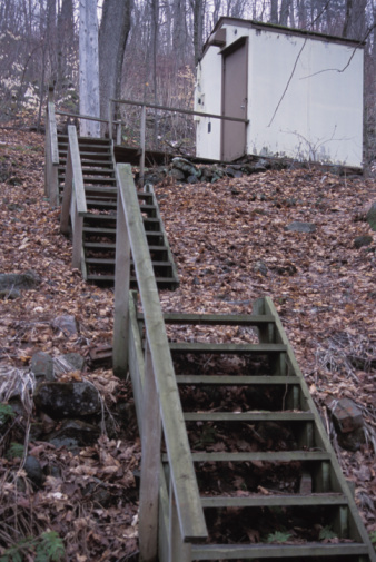 How To Build Steps On A Steep Hill Side Hunker