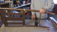 Video: How to Put a Disassembled Chair Back Together | eHow