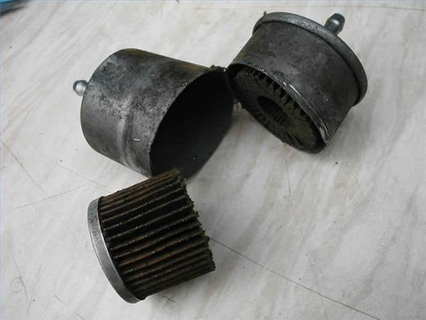 How to Replace the Fuel Filter of a Ford E350 It Still Runs