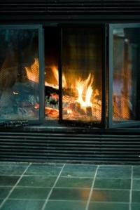 What Causes Black Soot From a Propane Fireplace? | eHow