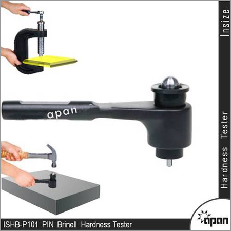 Pin Brinell Hardness Tester - Pin Brinell Hardness Tester Exporter