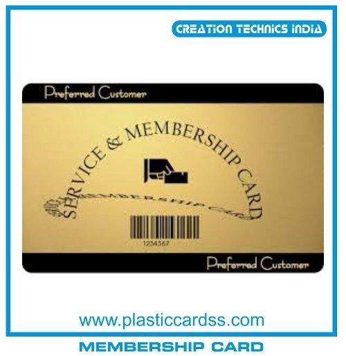Membership Cards-Membership Reward Card Manufacturer,Supplier