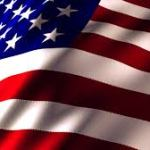 American Flag from NASA.gov