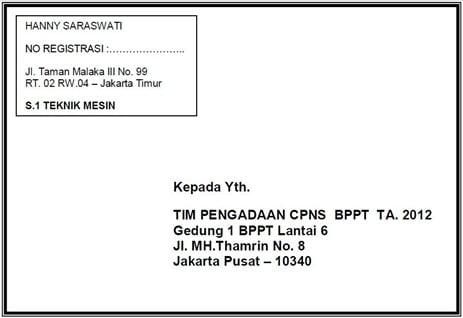 Lowongan Kerja Di Pengadilan Negeri 2013  Lowongan Cpns Bppt 2012 Cpns Indonesia