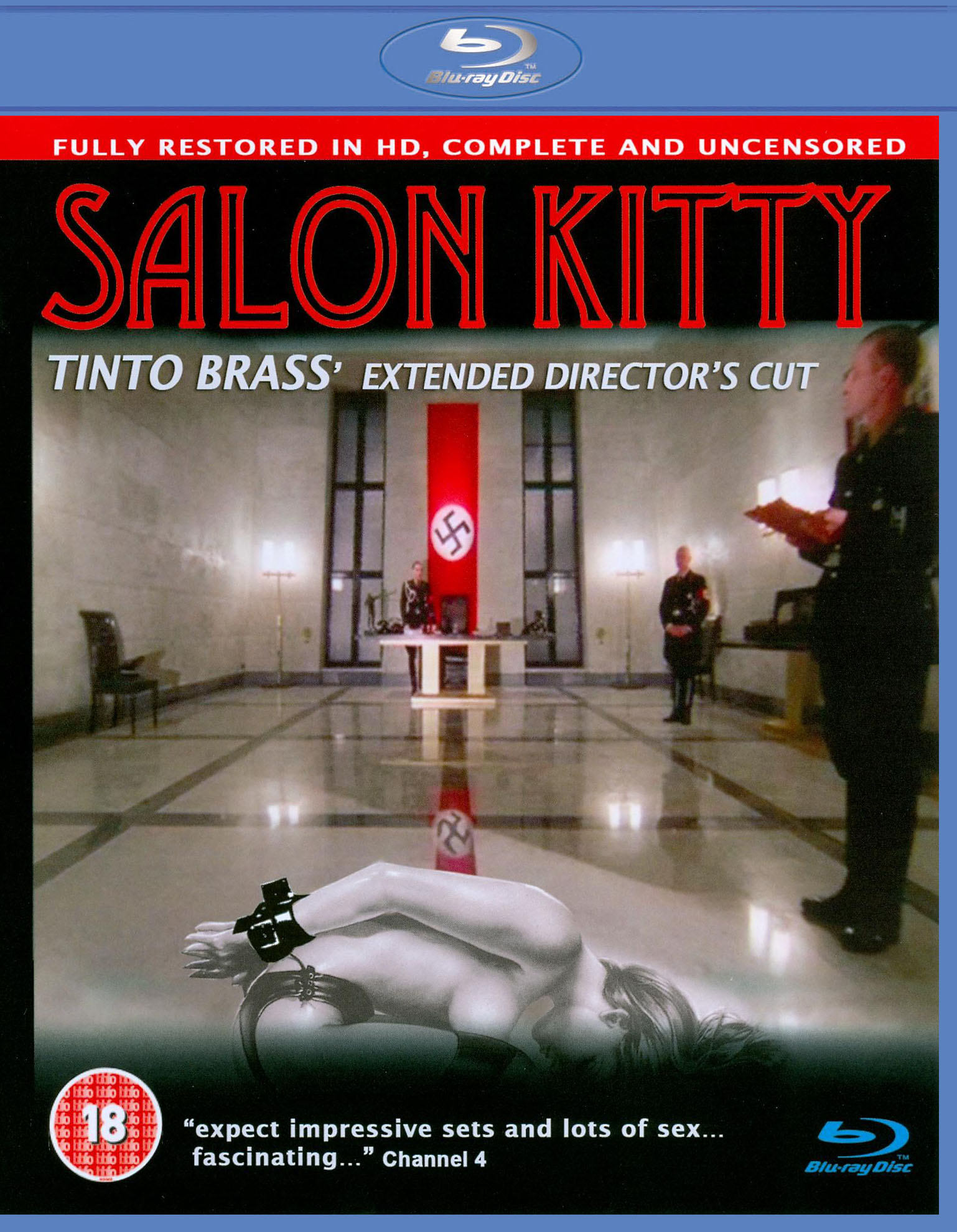 Salon Kitty Salon Kitty 1975 Tinto Brass Synopsis