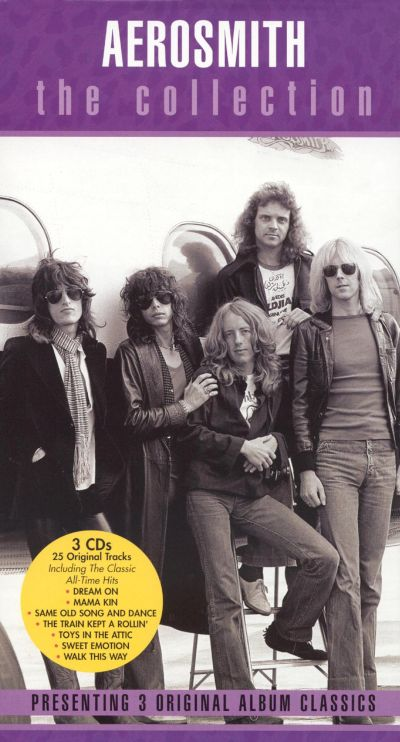 The Collection Aerosmith Get Your Wings Toys In The Attic