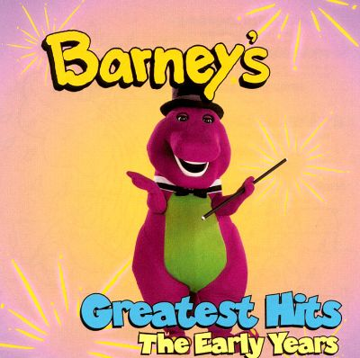 Barney Greatest Hits The Early Years