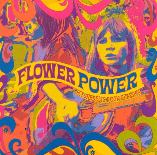 Cool Cars As Wallpaper Flower Power Psychedelic Rock Classics Various Artists