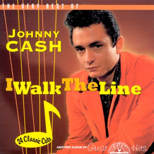 I Walk the Line: The Very Best of Johnny Cash - Johnny Cash | Songs, Reviews, Credits | AllMusic
