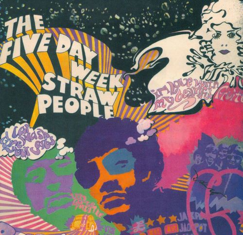 The Five Day Week Straw People Biography  History AllMusic