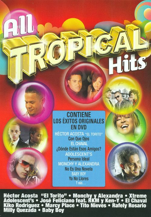 All Tropical Hits DVD - Various Artists Songs, Reviews, Credits