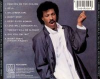 Dancing on the Ceiling - Lionel Richie | Songs, Reviews ...
