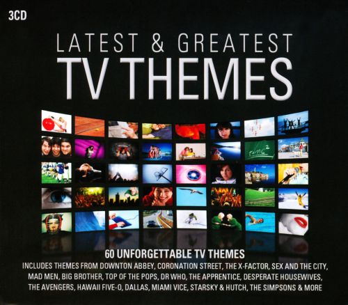 Latest & Greatest TV Themes - Various Artists   Songs, Reviews, Credits   AllMusic