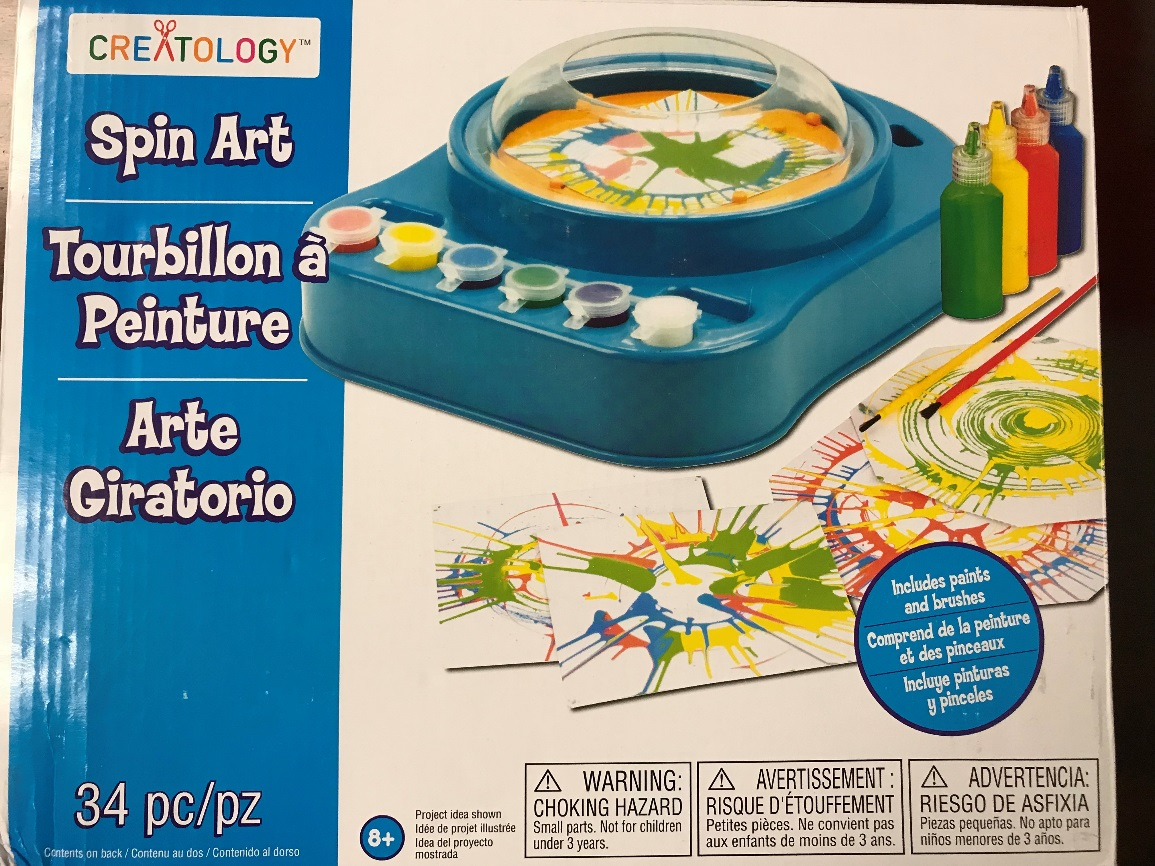 Api Pinturas Michaels Recalls Spin Art Kits Due To Fire And Burn Hazards Cpsc Gov