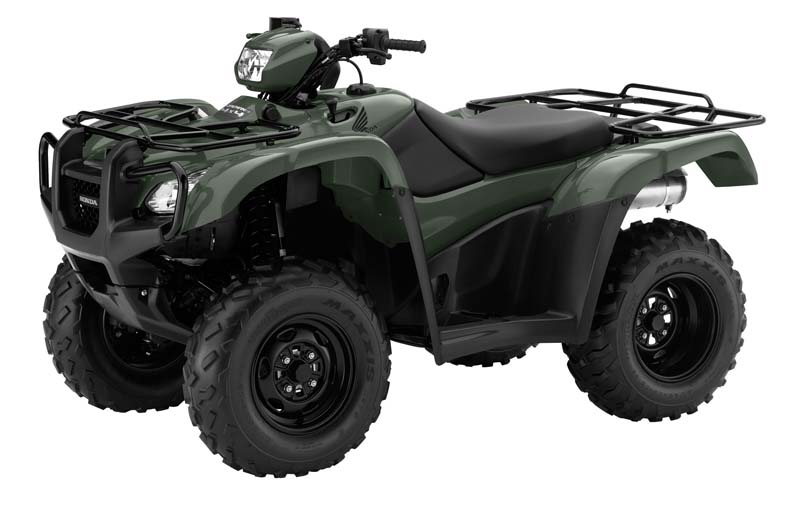 Free Job Alert American Honda Recalls Foreman Atvs Due To Crash Hazard