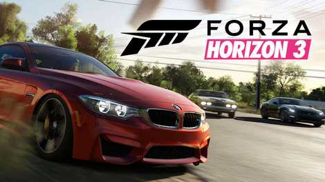 Forza Horizon 3 CPY Crack for PC