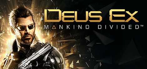 Deus Ex Mankind Divided Cracked CPY
