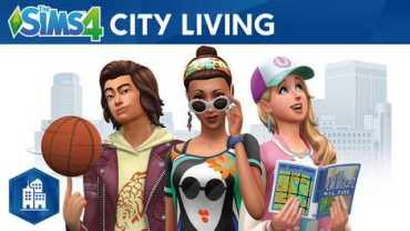 The Sims 4 City Living CPY Crack for PC Free Download