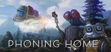 Phoning Home Crack PC Free Download