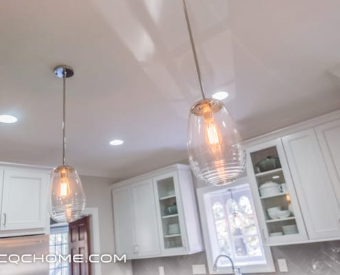 Range Hood Traditional Kitchen Gets Light, Bright, And Airy Makeover
