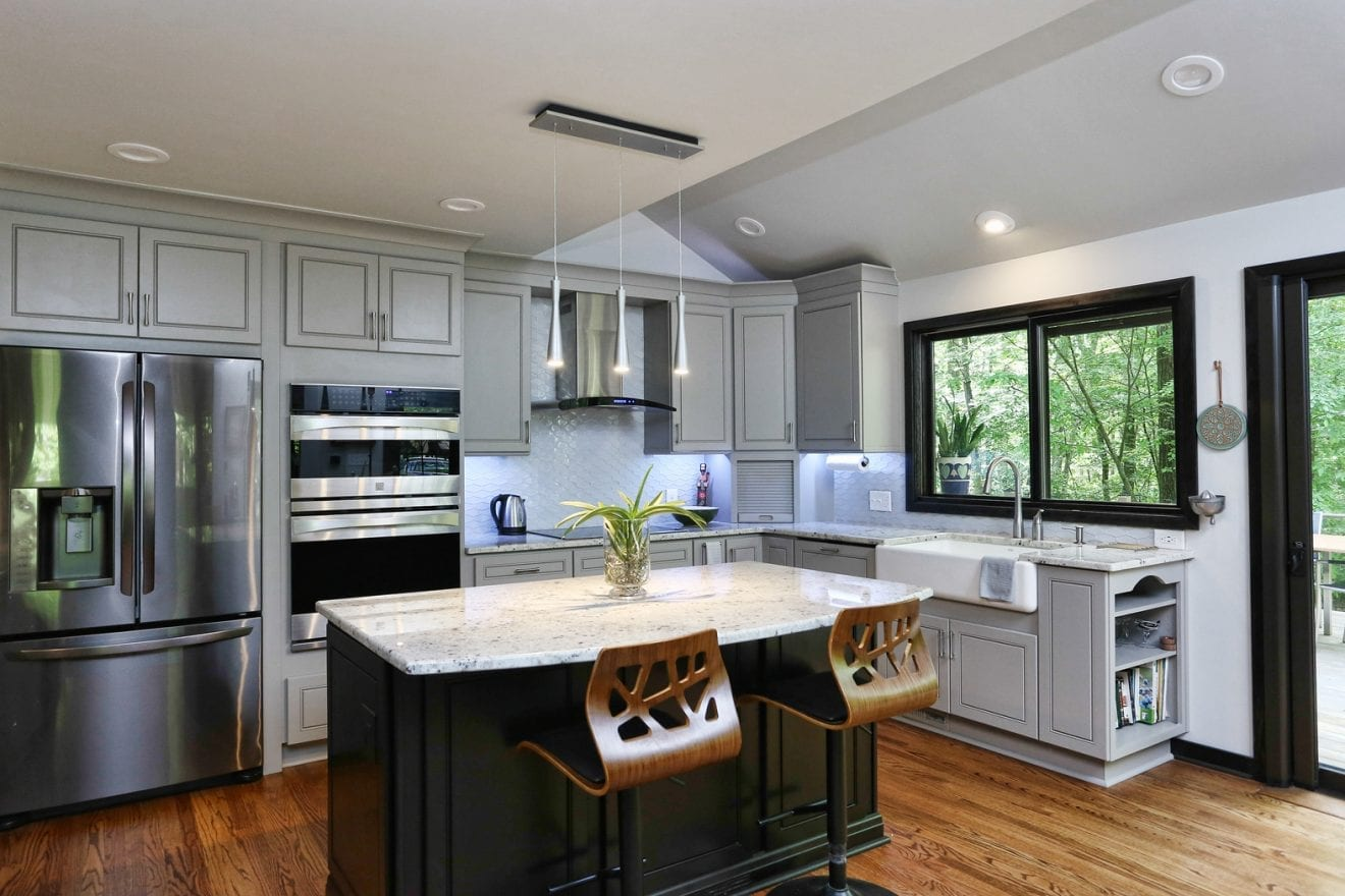 These Kitchen Designs Will Give You Kitchengoals Cqc Home