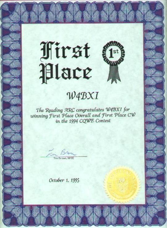 Doc#801608 First Place Award Template u2013 First Place Award - first place award template